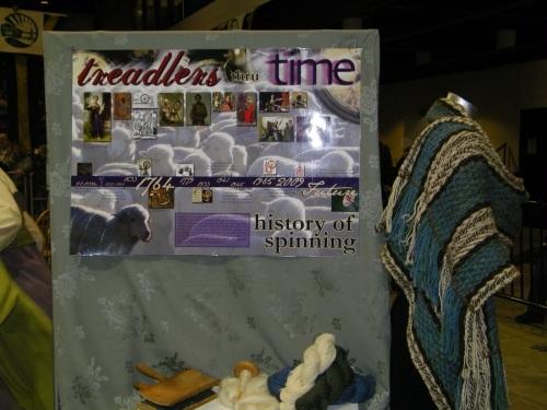Team Treadlers Through Time